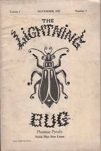 The Lightning Bug. Vol. I. No. I.