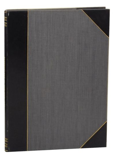 New York: Photography in the Fine Arts, 1965. First edition. Hardcover. Includes black and white pho...