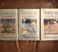 image of The Summer Tree, The Wandering Fire, The Darkest Road, (The Fionavar Tapestry) Book One, Book Two, Book Three