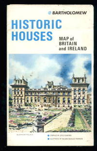 Historic Houses Map of Britain and Ireland