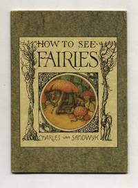 image of How To See Fairies  - 1st Edition/1st Printing