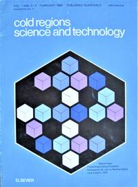 image of Cold Regions Science and Technology Vol. 1 Nos. 3 & 4. Special Issue: Proceedings Iceberg Dynamics Symposium, St. John's, Newfoundland June 3 and 4, 1979
