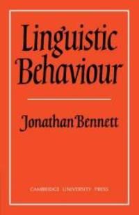 image of Linguistic Behaviour