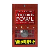 Eoin Colfer Artemis Fowl Promo Bookmark