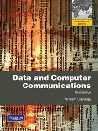 image of Data and Computer Communications: International Edition