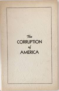 image of The corruption of America