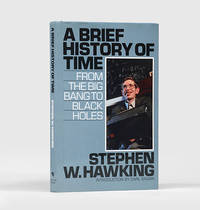 A Brief History of Time. by  Stephen HAWKING - First Edition - 1988 - from Peter Harrington (SKU: 133287)