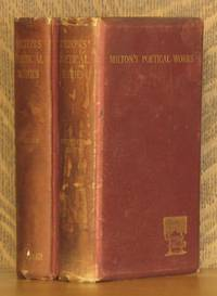 THE POETICAL WORKS OF JOHN MILTON (2 VOL SET - COMPLETE)