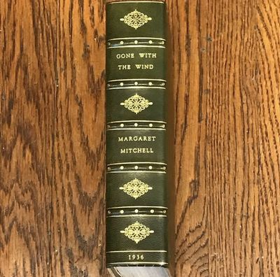 First Edition, First Printing, May 1936. A beautiful copy, tastefully bound in green full oasis Moro...