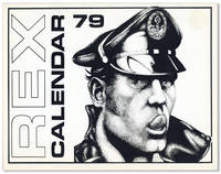 """Rex Calendar 79 by Rex"""" (pseud) - First Edition - 1978 - from Lorne Bair Rare Books and Biblio.com"""