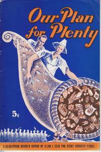 Our Plan for Plenty by  Elizabeth Gurley Flynn - Paperback - First Edition; First Printing - from Beasley Books (SKU: 30424)
