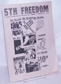image of The Fifth Freedom [aka 5th freedom]: publication of the Mattachine Society of the Niagara Frontier, vol.11, no. 1, Jan. 1981: 10 years_1980 in review