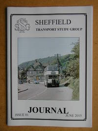 Sheffield Transport Study Group Journal. June 2015. Issue 81.