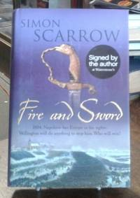 image of Fire and Sword (SIGNED First Edition)