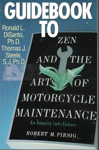 image of Guidebook To Zen And The Art Of Motocycle Maintenance - An Inquiry Into  Values