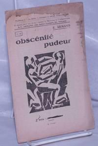 image of Obscénité, Pudeur