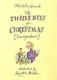 image of The Twelve Days of Christmas : Correspondence