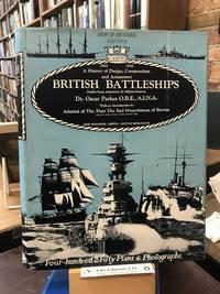 British Battleships: Warrior, 1860 to Vanguard, 1950: A History of Design, Construction and Armament