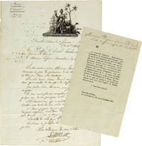 [Manuscript letter signed, from Laussat, the French Colonial Prefect of Louisiana, to Captain Guillermo Duparc, Commandant of the Point Coupee Post, informing him of the Spanish retrocession of Louisiana to the French, and instructing him to take the necessary measures to exert control over his parish]