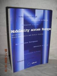 Modularity Across Europe by Quartapelle, France and Jarmila Novotna (eds.) - 2001