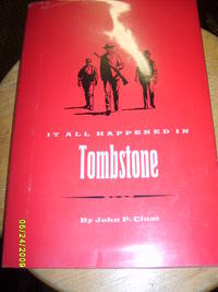 It All Happened in Tombstone