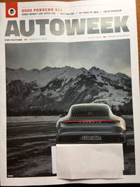 Autoweek Magazine March 11, 2019 | 2020 Porsche 911