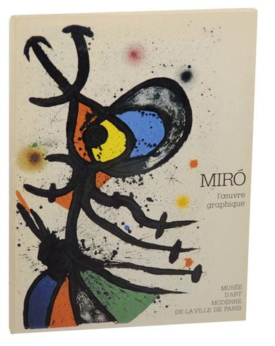 Paris: Musee D'Art Moderne de la Ville De Paris, 1974. First edition. Softcover. 157 pages. Text in ...