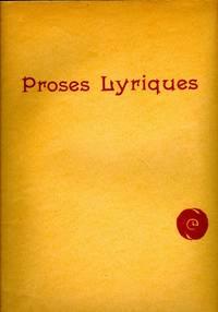 Proses Lyriques