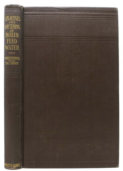 New York: John Wiley & Sons, 1906. 2nd edition, revised. Brown cloth binding. Gilt stamped spine. VG...