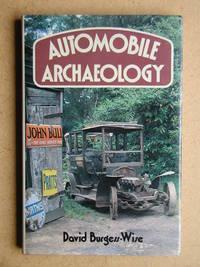 Automobile Archaeology.