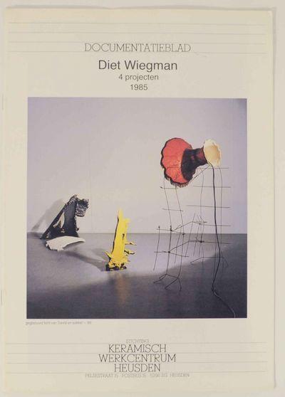 Heusden: Keramisch Wercentrum, 1986. First edition. Softcover. 12 pages. Exhibition catalog. Text in...