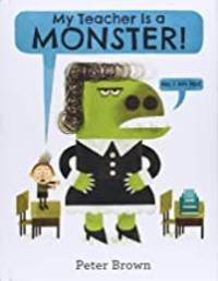 My Teacher Is a Monster! (SIGNED COPY)