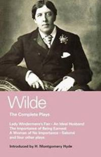 Wilde Complete Plays (World Classics) by Oscar Wilde - Paperback - 1988-06-09 - from Books Express and Biblio.com