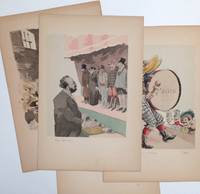 image of [Four prints from L'Oeuvre De Zola]