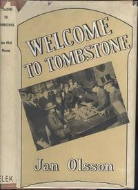image of Welcome to Tombstone