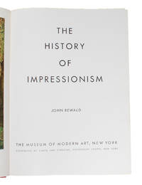 image of The History of Impressionism.