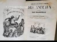 image of Scènes de la Vie Privée et Publique des Animaux Vignettes par Grandville.