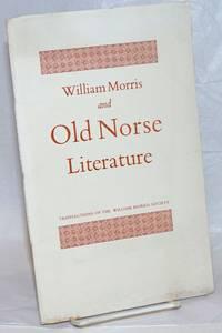 William Morris and Old Norse Literature