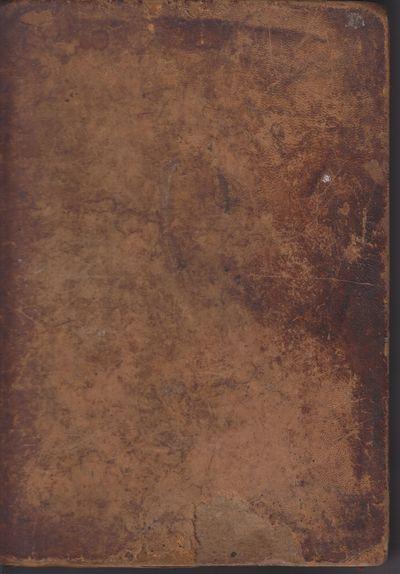 New York: B. Waugh and T. Mason for the Methodist Episcopal Church. 1832. Hardcover. Fair to good; f...