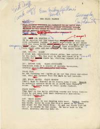 image of The Delta Factor (Original corrected manuscript screenplay for the 1970 film)