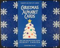 image of CHRISTMAS ALPHABET CARDS. TWENTY-SIX POP-UP CARDS
