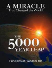 image of The 5000 Year Leap (Original Authorized Edition) [8 disk set]