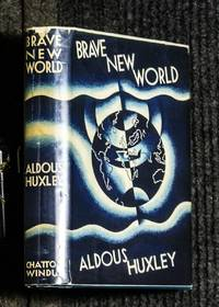 image of Brave New World [ With Vibrant Original Jacket] 1st