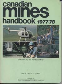 Canadian Mines Handbook1977-1978