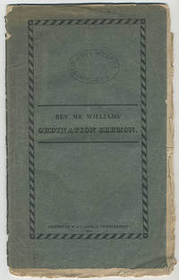 Apostolic magnanimity. A sermon preached at the Presbyterian Church in Salem, at the ordination of the Rev. William Williams, July 5, 1821.