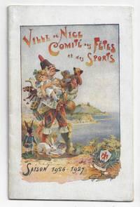 Ville de Nice Comite des Fetes et des Sports, Saison 1926-1927