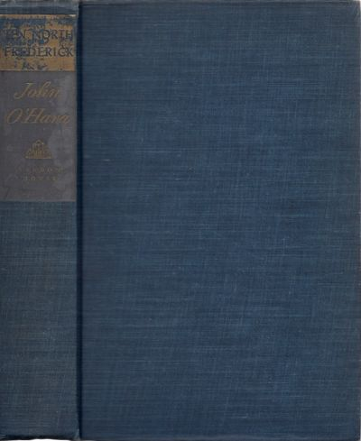 New York: Random House, 1955. First Edition. Hardcover. Very good. Octavo. , 408 pages. Blue cloth h...