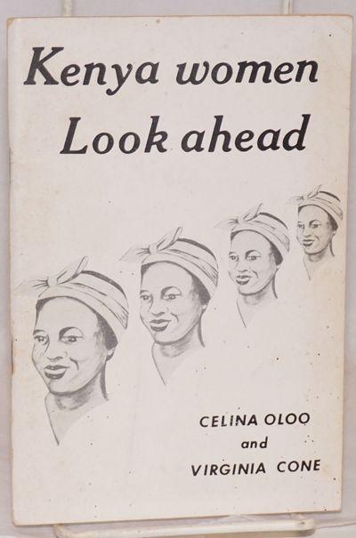 Nairobi: East African Literature Bureau, 1965. 70p., 5x7.25 inches, foreword, introduction, bibliogr...