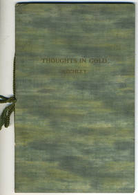 image of Thoughts in Gold