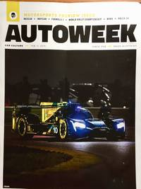 Autoweek Magazine February 11, 2019 | Motorsports Preview Issue